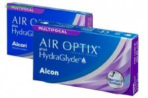 Air Optix Aqua Multifocal (3db) - szilikon-hidrogél kontaktlencse ... 8491095209