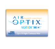 Air Optix Night & Day Aqua (3db)