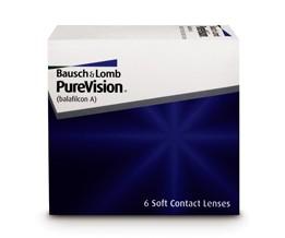 PureVision (6db) - Szilikon-Hydrogél lencse
