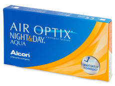 Air Optix Night & Day Aqua (6db)