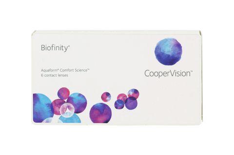 Biofinity - szilikon hidrogél lencse (3db)